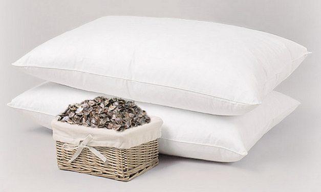 L'oreiller en sarrasin, quand nature rime avec ergonomie