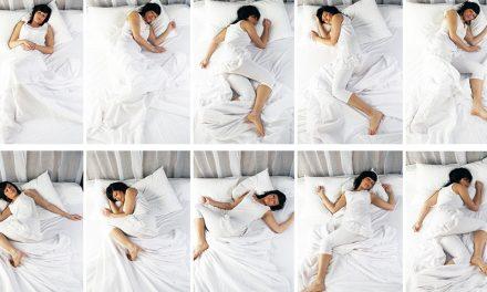 Quelle position adopter pour bien dormir ?