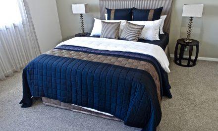 Un oreiller carré pour se détendre