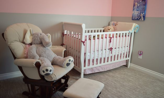 Comment aménager la chambre de bébé ?