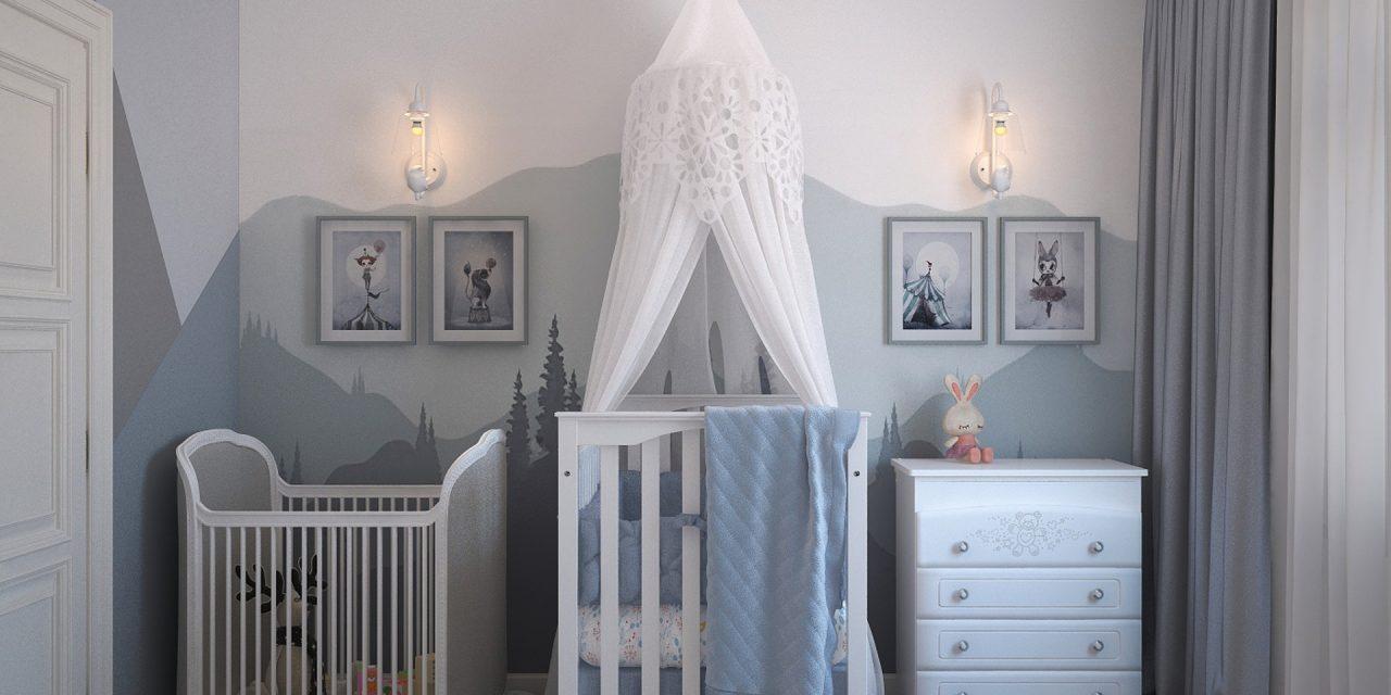 Quelques idées de décoration pour embellir la chambre d'un bébé